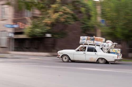 Mașină fără remorcă