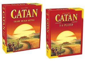Catan + 5-6 players extension