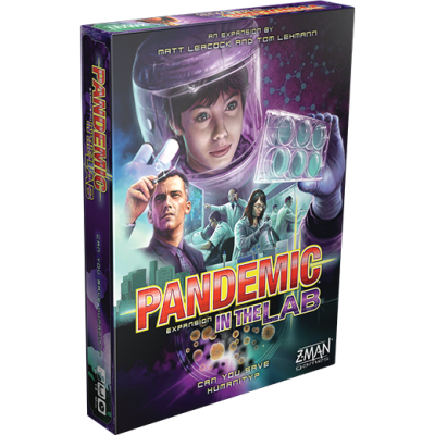 pandemic expansion in the lab