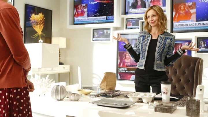 supergirl cat grant