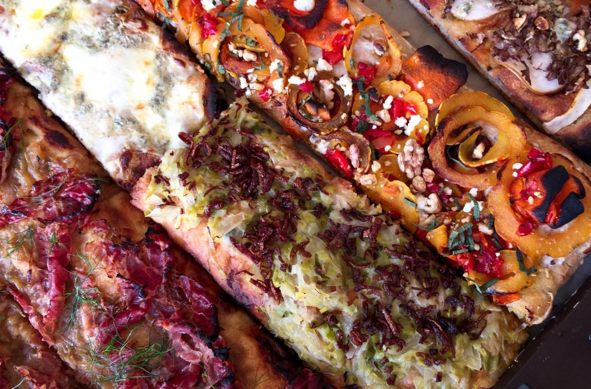 Pizzeria Gabbiano - Pizza by the Kilo