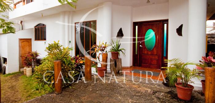 casa natura hotel galapagos