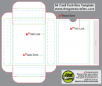 54-card-tuck-box-template