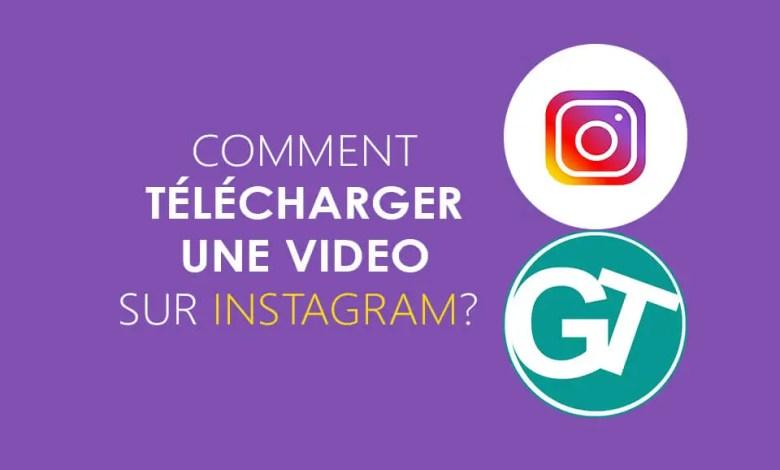 Comment télécharger une vidéo Instagram avec iOS, Android, Mac & PC ?