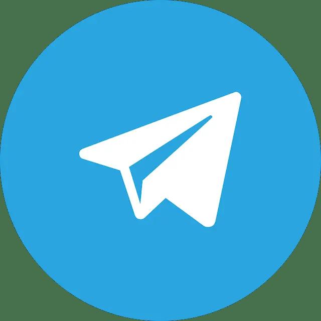 Logo Telegram - alternative à WhatsApp