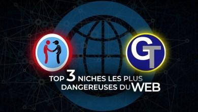 Photo of Top 3 Niches Les Plus Dangereuses du Web Mais Qui Paient Mieux