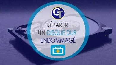Photo of Comment Réparer Un Disque Dur Endommagé Pour Récupérer Ses Données Sous Windows