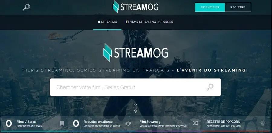 Avis Sur Streamog : Un Site De Streaming Gratuit Illimité Pour Les Films