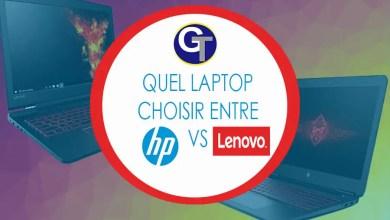 Photo of HP vs Lenovo : Quel Ordinateur Portable Choisir En 2019 Entre Lenovo et HP ?