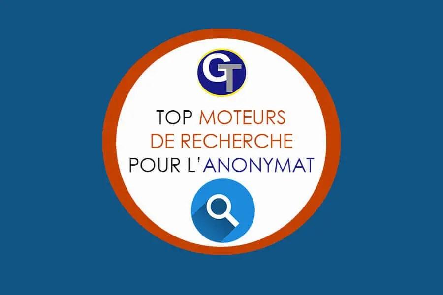 Top 10 Moteurs De Recherche Qui Respectent Votre Vie Privée Sur Le Web