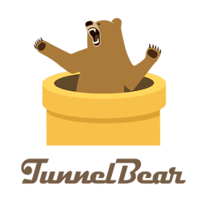 logo TunelBear Service VPN