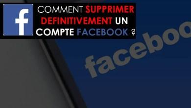 Photo of Comment supprimer un compte Facebook définitivement et très facilement ? [Guide Complet 2020]
