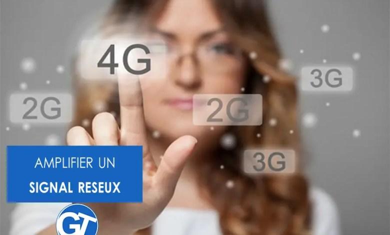 Comment trouver un amplificateur 4G (LTE), 3G, 2G ou GSM facilement ?