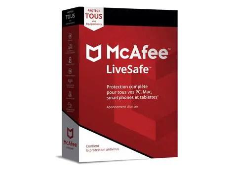 McAfee Total Protection Antivirus