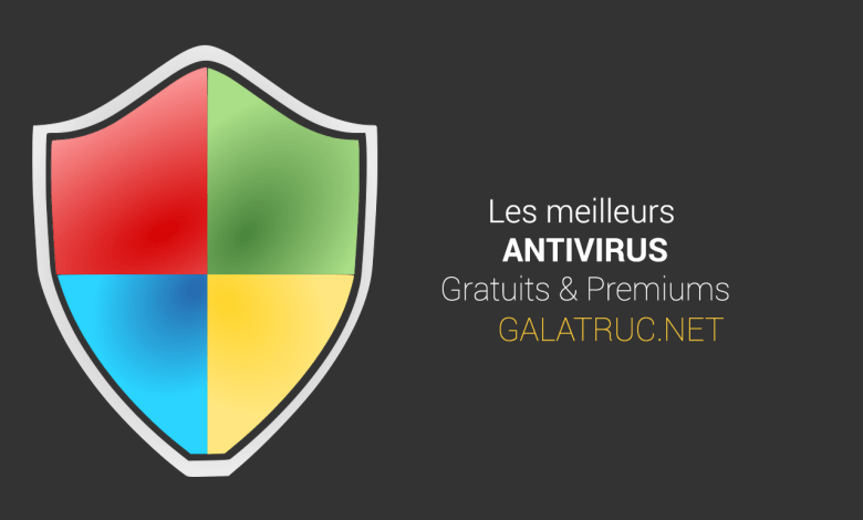 Les Meilleurs Logiciels Antivirus gratuits et payants pour Windows 10