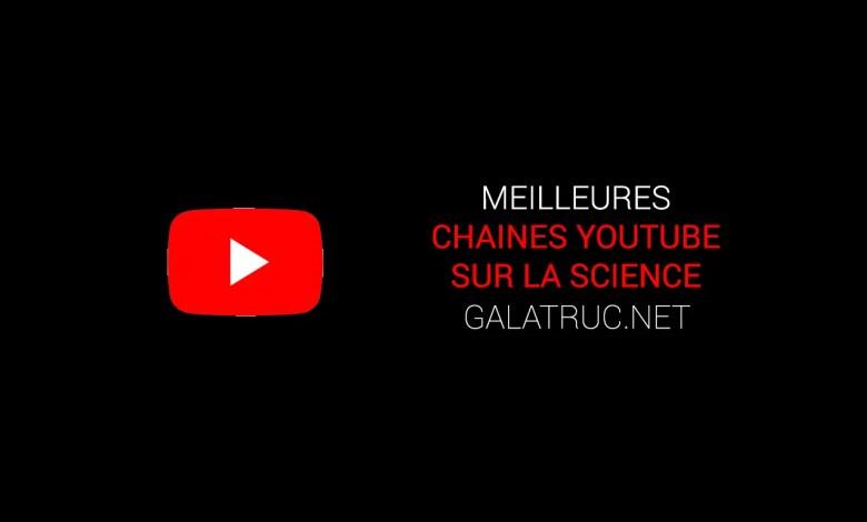 Meilleures Chaines YouTube Sur La Science (Physique, Chimie, Mathématique, Biologie, et autres)
