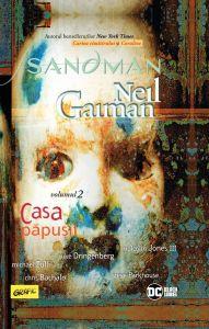 Sandman #2. Casa păpușii Neil Gaiman