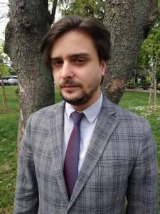 Miloš Petrik - fotografie de Mateja Vidaković
