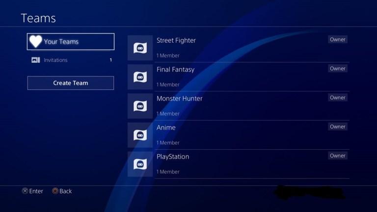 Atualização 5.50 PS4
