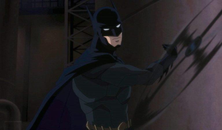 Batman: Hush tem o seu primeiro trailer revelado