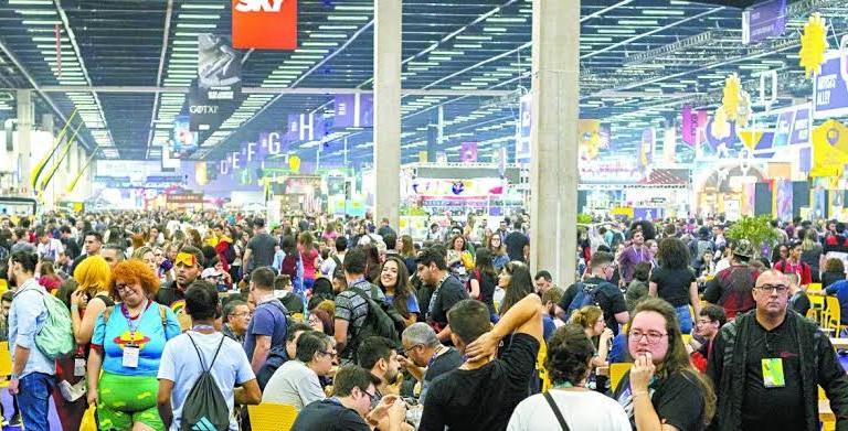 CCXP recebe artistas de destaque no cenário nacional de quadrinhos
