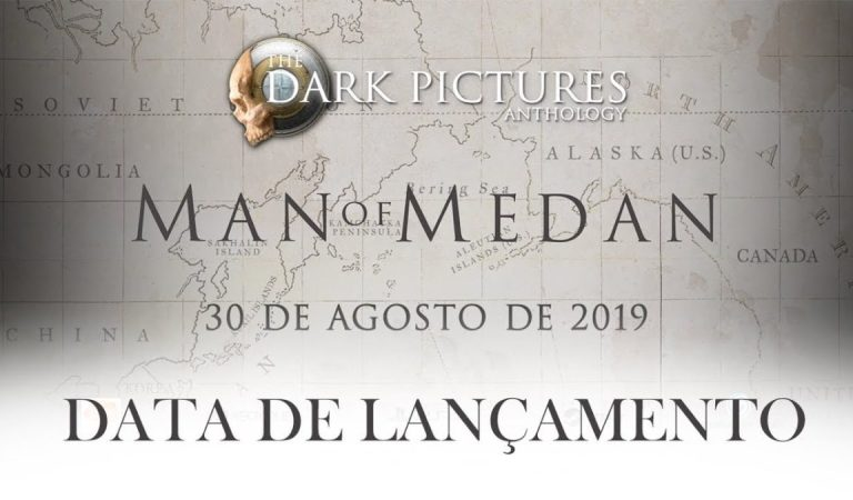 The Dark Pictures Anthology: Man of Medan será lançado em 30 de Agosto de 2019