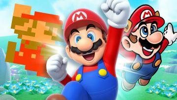 Top 5 jogos do Mario