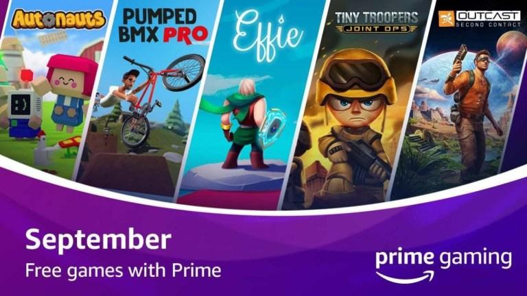 Jogos Gratuitos do Prime Setembro de 2020