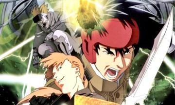 Anime Spriggan