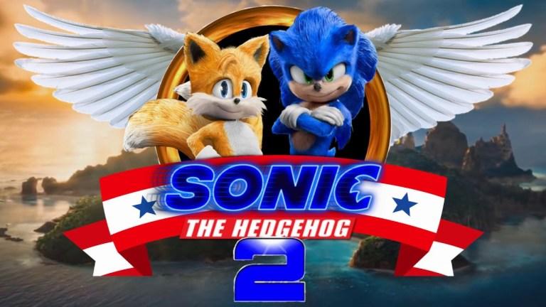 Filme Sonic the Hedgehog 2