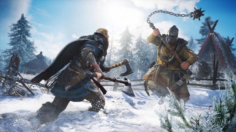 Nova atualização para Assassin's Creed Valhalla