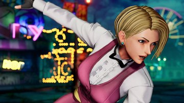 The King of Fighters XV King