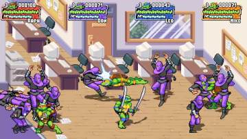 Teenage Mutant Ninja Turtles: Shredder's Revenge