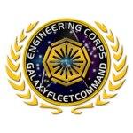 GalaxyFleetCommand Engineering Insignia