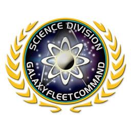 GalaxyFleetCommand Science Insignia