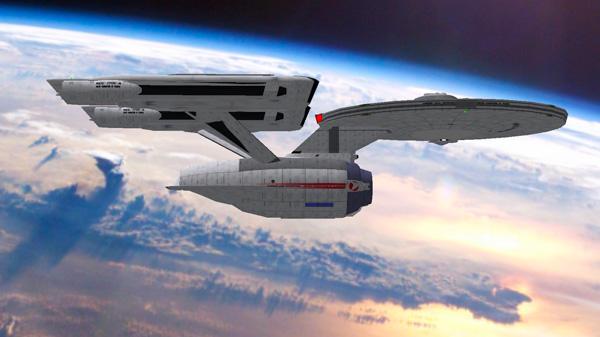 USS Enterprise, NCC 1701