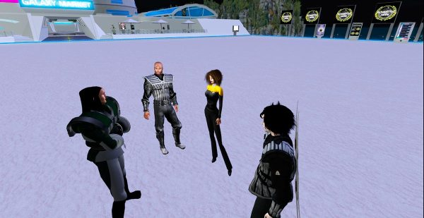 Klingons in the Aeon Sandbox