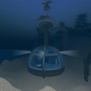 Genesis II - Underwater Base