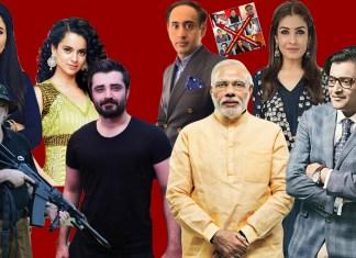 Indo-Pak conflict enemy