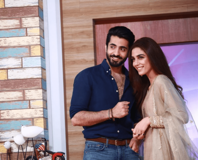 Maya Ali is back on the TV screen with a drama serial 'Pehli si Muhabbat'.