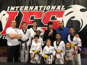International IFS Martial Arts Tournament