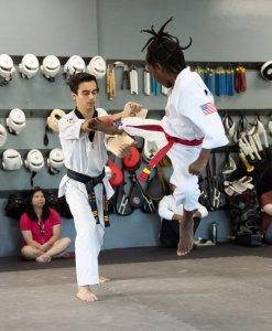 best self-defense studio in california
