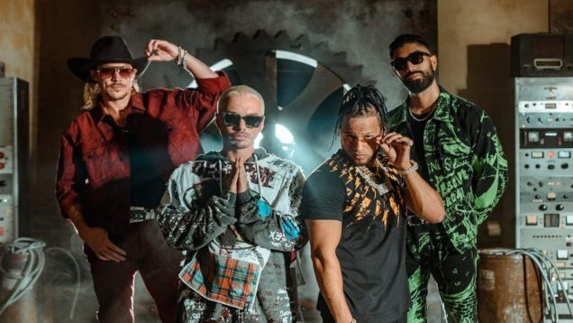 Major Lazer feat. J Balvin & El Alfa – Que Calor (Official Music Video)