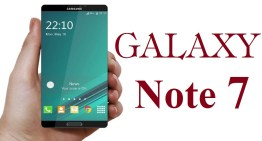 New Galaxy Note Rumored to be Named Galaxy Note 7, Might Feature Iris Scanner and 6 GB LPDDR4 RAM