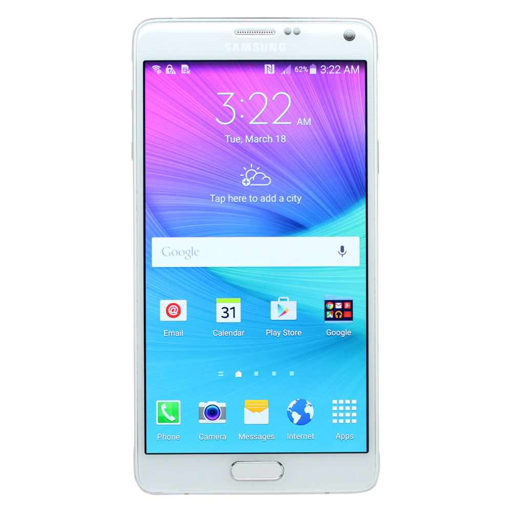 Samsung Galaxy Note Reviews - Galaxy Note 4