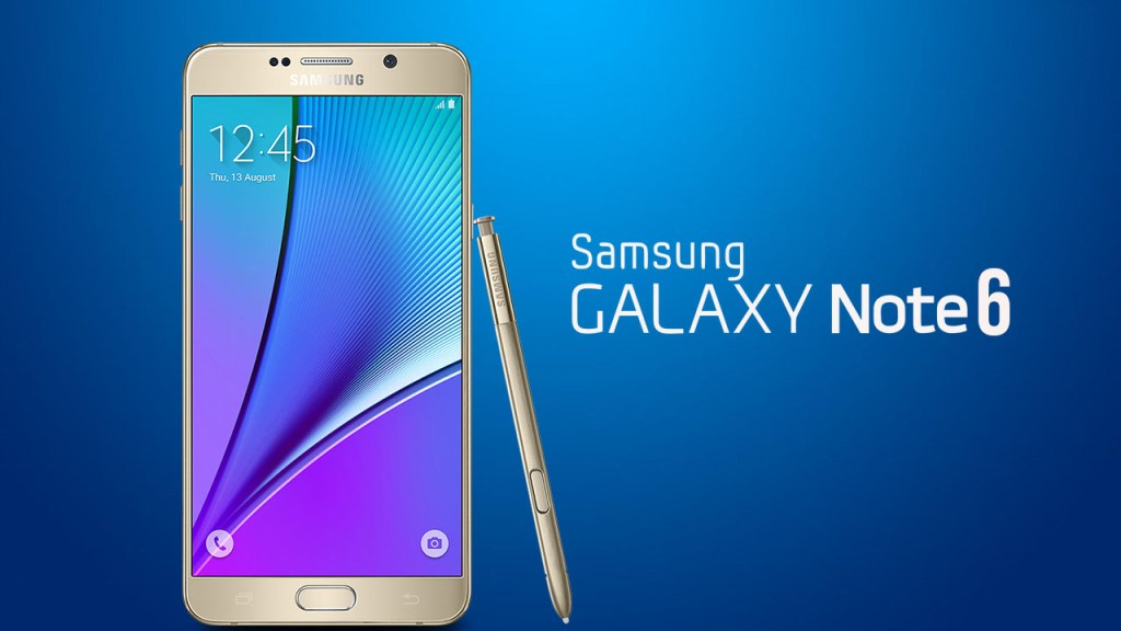 Galaxy Note 6 Specs - 5.77-inch Always-On Display, 6 GB RAM, Iris Scanner and More