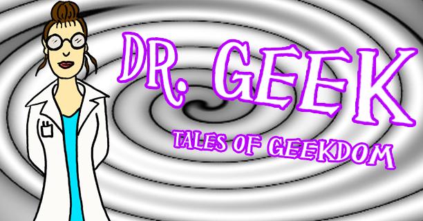 Dr Geek Header