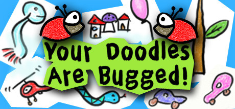 Indie Game Review: Your Doodles Are Bugged