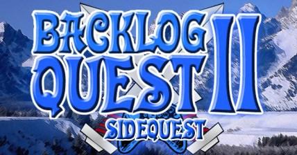 Backlog Quest II - Sidequest