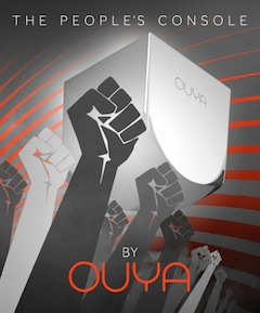 Fanart, courtesy of OUYA.